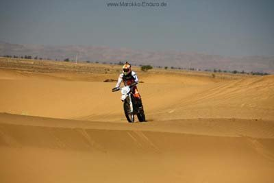sahara enduro training marokko